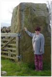 Carol at the Gate