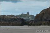 Criccieth Castle from Black Rock
