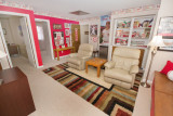 Cincinnati Reds home office makeover