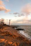 Dusk at Lighthouse Point