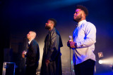 Young Fathers - Festival des Inrocks - 11/11/2013