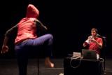 Gestes de Terre et la Danse  Groupe Unber Humber   04/12/2014