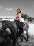 Sara and the Horse