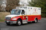 Waldorf, MD - Ambulance 127