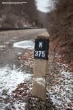 Milepost N375