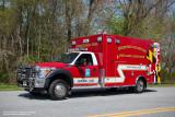 Hereford, MD - Medic 535