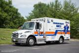 Charles County MICU - Paramedic Ambulance 609