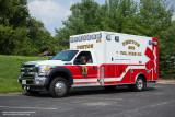 Denton, MD - Ambulance 392
