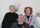 Susan, Peter, Kathleen