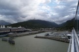 Skagway from the ship.