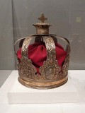 Juneau - Alaska State Museum Couronne de mariage / Marriage crown