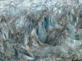Le glacier Mendenhall / The Mendenhall Glacier