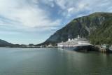 Départ de Juneau / Leaving Juneau