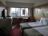 Copenhague, Hôtel Radisson -- Notre chambre / Our room