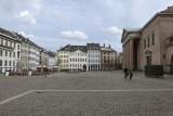 Une place à Copenhague / Some square in Copenhagen