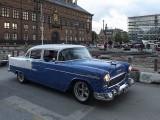 Promenade dans Copenhague / Walking in Copenhagen - Chevrolet 1955