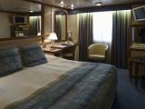 Notre chambre pour 11 jours / Our room for 11 days - Emerald Princess