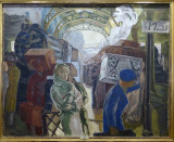 Alf Rolfsen, The Railway Station, 1932 (Galerie nationale / National Gallery)