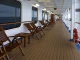 Back on the ship / Retour sur le bateau
