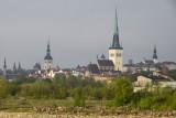 Arrivée à Tallinn / Arrival in Tallinn