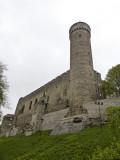 Une partie de la forteresse de Tallinn / Part of Tallinn's Fortress