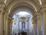 Une des entrées de l'Ermitage / One of the entrances to the Hermitage