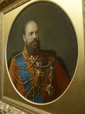 Anonyme, Portrait du Tsar Alexandre III, 1895-1900