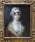Goya, Portrait de l'actrice Antonia Zarate, 1810-1811
