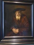 Rembrandt, Portrait d'un vieux Juif, 1654