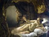 Rembrandt, Danaë, 1636-43