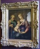 Raphaël, La Sainte Famille, 1506