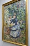 Renoir, Dans le jardin, 1885