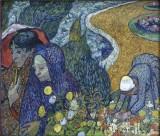 Van Gogh, Souvenir de jardin à Etten, Femmes d'Arles, 1888