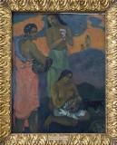 Gauguin, Femmes au bord de la mer, Maternité, 1899