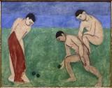 Matisse, Jeu de boules, 1908