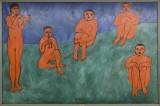 Matisse, Musique, 1910