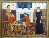 Matisse, Portrait de la famille du peintre, 1911