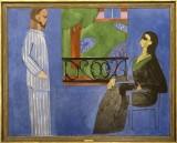 Matisse, Conversation, 1909-1912