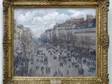 Pissarro, Boul. Montmartre, 1897