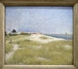 Seurat, Fort-Samson, Grandcamp, 1885