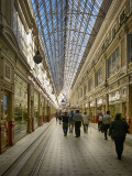 Galerie commerciale à Saint-Petersbourg / Shopping Mall in St-Petersburg