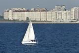 Départ de Saint-Petersbourg / Leaving St. Petersburg