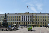 Place du Sénat, Université d'Helsinki / Senate Square, University of Helsinki
