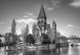 Temple Neuf (Metz France)
