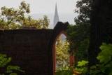 Through the Tower Ruins