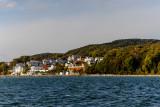 View of Sassnitz