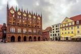 Stralsund Market Square