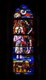 Window at the Sacred Heart Church