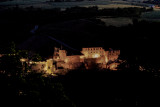 Castle Rheinfels by Night