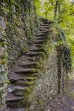Climb up to Maus Castle